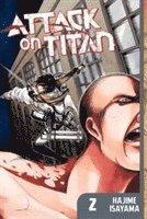 bokomslag Attack on titan 2