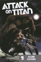 bokomslag Attack On Titan 9