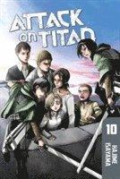 bokomslag Attack On Titan 10
