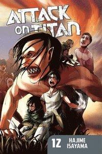 bokomslag Attack On Titan 12