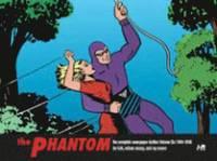 bokomslag The Phantom the Complete Newspaper Dailies: Volume 6