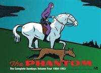 bokomslag The Phantom: the Complete Sundays: Volume Four: 1950-1953