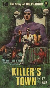 bokomslag The Phantom: The Complete Avon Novels: Volume 9 Killer's Town