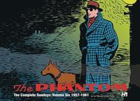 bokomslag The Phantom the Complete Sundays Volume 6: 1957-1961