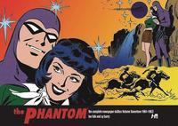 bokomslag The Phantom the complete dailies volume 17: 1961-1962