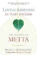 bokomslag Loving-kindness in plain english - the practice of metta