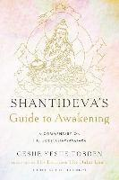 bokomslag Shantidevas guide to awakening - a commentary on the bodhicharyavatara