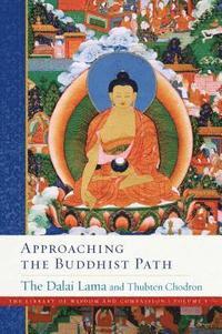 bokomslag Approaching the Buddhist Path