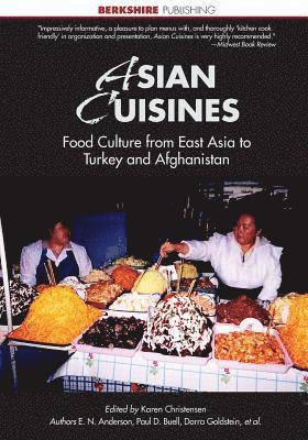 bokomslag Asian Cuisines