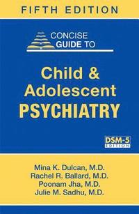 bokomslag Study Guide to Child and Adolescent Psychiatry
