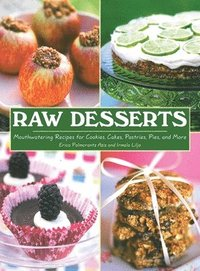 bokomslag Raw Desserts