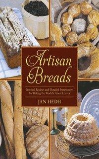 bokomslag Artisan Breads