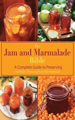 bokomslag The Jam and Marmalade Bible