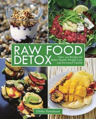 bokomslag Raw Food Detox