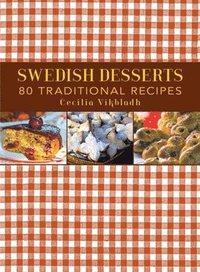 bokomslag Swedish Desserts