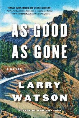 As good as gone - a novel 1