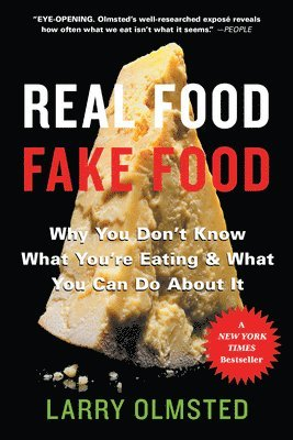 bokomslag Real food/fake food - why you dont know what youre eating and what you can