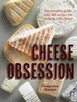 bokomslag Cheese Obsession
