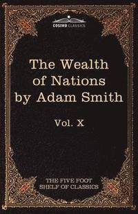 bokomslag An Inquiry Into the Nature and Causes of the Wealth of Nations