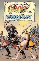 bokomslag Groo Vs. Conan