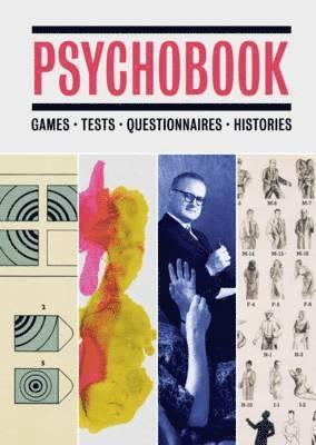 bokomslag Psychobook Games, Tests, Questionnaires, Histories