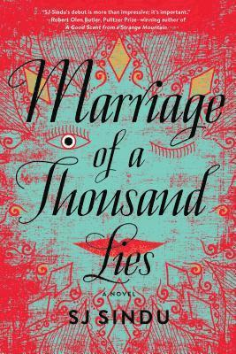 bokomslag Marriage of a thousand lies
