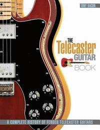 bokomslag The Telecaster Guitar Book
