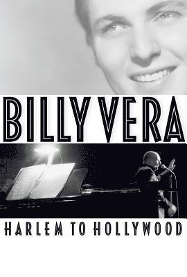 bokomslag Billy vera - harlem to hollywood
