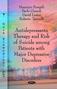 bokomslag Antidepressants Therapy &; Risk of Suicide Among Patients with Major Depressive Disorders
