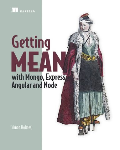 bokomslag Getting mean with mongo, express, angular, and node