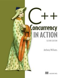 bokomslag C++ Concurrency in Action,2E
