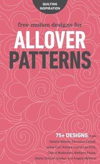 bokomslag Free-Motion Designs for Allover Patterns