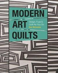 bokomslag Modern Art Quilts