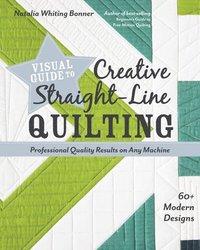 bokomslag Visual Guide to Creative Straight-Line Quilting
