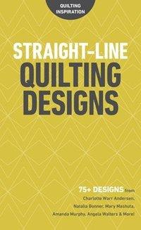 bokomslag Straight-Line Quilting Designs