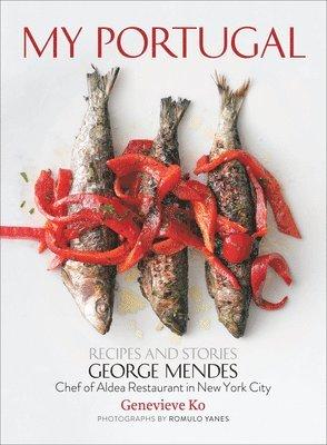 bokomslag My portugal - recipes and stories
