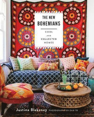 bokomslag New bohemians - cool and collected homes