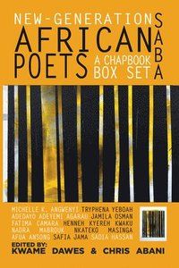 bokomslag New-Generation African Poets: A Chapbook Box Set (Saba)