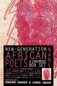 bokomslag New-Generation African Poets: A Chapbook Box Set (Nane)