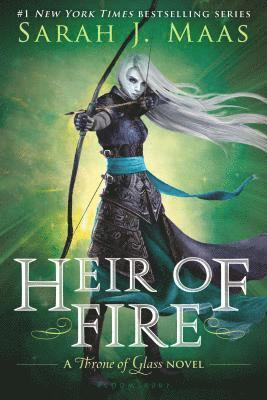 bokomslag Heir of Fire