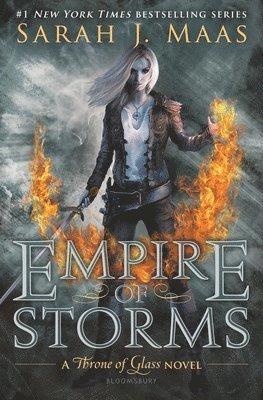bokomslag Empire of Storms