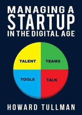 Managing a startup in the digital age - you get what you work for, not what 1