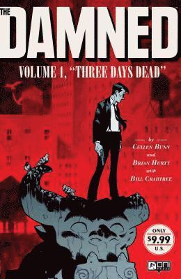 bokomslag Damned volume 1 - three days dead