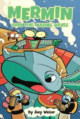 bokomslag Mermin volume 5 - making waves