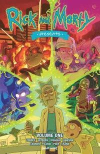 bokomslag Rick And Morty Presents Vol. 1