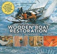 bokomslag The Big Book of Wooden Boat Restoration