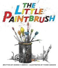 bokomslag The Little Paintbrush