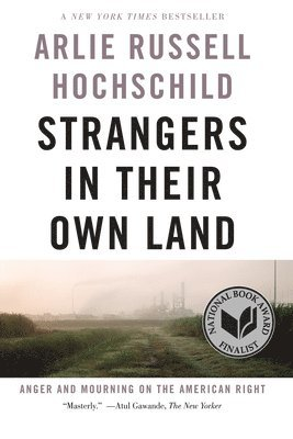 bokomslag Strangers in Their Own Land: Anger and Mourning on the American Right