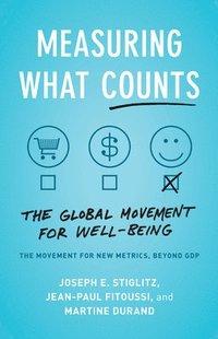 bokomslag Measuring What Counts