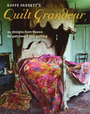 Kaffe fassetts quilt grandeur - 20 designs from rowan for patchwork and qui 1